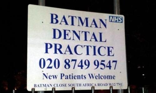 Bruce Wayne Has Fallen on Strange Times
